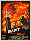 "Movie Posters:Foreign, Operation Abduction (La Société des Films Sirius, 1958). French Grande (47"" X 63""). Foreign.. ..."