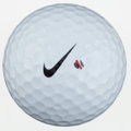 """Golf Collectibles:Balls/Tees - Miscellaneous, Rory McIlroy Range Used """"RORS"""" Nike Golf Ball...."""