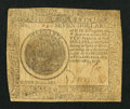 Colonial Notes:Continental Congress Issues, Continental Currency September 26, 1778 $7 Fine.. ...