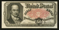 Fractional Currency:Fifth Issue, Fr. 1381 50¢ Fifth Issue Choice About New.. ...