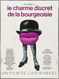 "Movie Posters:Foreign, The Discreet Charm of the Bourgeoisie (20th Century Fox, 1972). French Grande (47"" X 63""). Foreign.. ..."