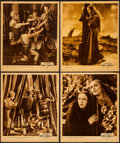"Movie Posters:Historical Drama, The King of Kings (Pathé, 1927). Jumbo Lobby Card Set of 8 (14"" X17""). Historical Drama.. ... (Total: 8 Items)"
