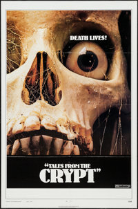 """Tales from the Crypt (Cinerama Releasing, 1972). One Sheet (27"""" X 41"""") Teaser. Horror"""