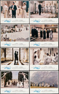 "Movie Posters:Academy Award Winners, The Sound of Music (20th Century Fox, R-1973). Lobby Card Set of 8(11"" X 14""). Academy Award Winners.. ... (Total: 8 Items)"