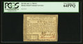 Colonial Notes:Rhode Island, Fully Signed Rhode Island July 2, 1780 $3 PCGS Very Choice New64PPQ.. ...