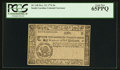 Colonial Notes:South Carolina, Top Pop South Carolina December 23, 1776 $6 PCGS Gem New 65PPQ.. ...
