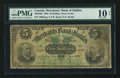 Canadian Currency: , Halifax, NS- Merchants' Bank of Halifax $5 June 1, 1894 Ch. #465-22-02. ...