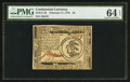 Colonial Notes:Continental Congress Issues, Continental Currency February 17, 1776 $3 PMG Choice Uncirculated64 EPQ.. ...