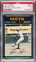 Baseball Cards:Singles (1970-Now), 1971 Topps Nolan Ryan #513 PSA Mint 9....