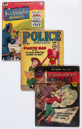 Golden Age (1938-1955):Superhero, Golden Age Superhero Group (Various Publishers, 1942-51)....