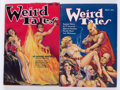 Pulps:Horror, Weird Tales Group (Popular Fiction, 1933-34).... (Total: 2 Items)