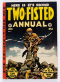 Golden Age (1938-1955):War, Two-Fisted Annual #2 (EC, 1953) Condition: FN+....
