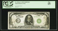 Small Size:Federal Reserve Notes, Fr. 2210-G $1,000 1928 Federal Reserve Note. PCGS Fine 15.. ...