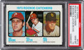 Baseball Cards:Singles (1970-Now), 1973 Topps Rookie Catchers Bob Boone #613 PSA Gem Mint 10 - PopThree....