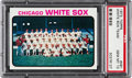 Baseball Cards:Singles (1970-Now), 1973 Topps White Sox Team #481 PSA Gem Mint 10 - Pop One....