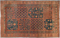 Asian:Other, AN INDO-CHINESE KHOTAN RUG. 8-1/4 x 5-1/8 feet . ...