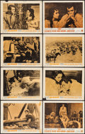 """Movie Posters:Drama, Giant (Warner Brothers, R-1963). Lobby Cards (15) (11"""" X 14""""). Drama.. ... (Total: 15 Items)"""