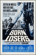 "Movie Posters:Exploitation, Born Losers (American International, 1967). One Sheet (27"" X 41""). Exploitation.. ..."