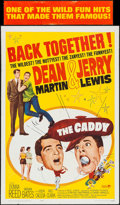 """Movie Posters:Sports, The Caddy (Paramount, R-1964). One Sheet (27"""" X 41""""). Sports.. ..."""