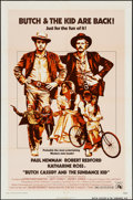 "Movie Posters:Western, Butch Cassidy and the Sundance Kid (20th Century Fox, R-1973). One Sheet (27"" X 41""). Western.. ..."