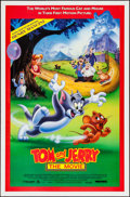 """Movie Posters:Animation, Tom and Jerry: The Movie & Other Lot (Miramax, 1992). OneSheets (3) (27"""" X 40"""") SS Advance & Regular, DS. Animation..... (Total: 3 Items)"""