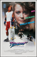 "Movie Posters:Action, Thrashin' & Others Lot (Fries Entertainment, 1986). One Sheets(3) (27"" X 39.75"", 27"" X 40"", & 27"" X 41""). Action.. ...(Total: 3 Items)"