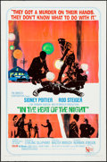 "Movie Posters:Academy Award Winners, In the Heat of the Night (United Artists, 1967). One Sheet (27"" X 41"") and Uncut Pressbook (12 Pages, 13.25"" X 18""). Academy... (Total: 2 Items)"