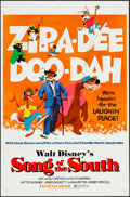 "Movie Posters:Animation, Song of the South (Buena Vista, R-1972). One Sheet (27"" X 41"") Flat Folded. Animation.. ..."