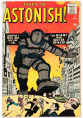 Silver Age (1956-1969):Mystery, Tales to Astonish #3 (Marvel, 1959) Condition: VG....