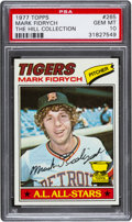 Baseball Cards:Singles (1970-Now), 1977 Topps Mark Fidrych #265 PSA Gem Mint 10....