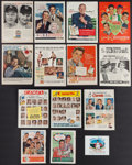 Baseball Collectibles:Others, Vintage Advertisement Lot of 14....