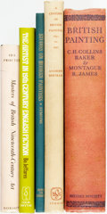 Books:Art & Architecture, [British Painting]. Group of Five Books on British painting. Various publishers and dates. ... (Total: 5 Items)