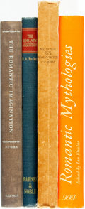 Books:Reference & Bibliography, [Romanticism and Neo-Romanticism]. Various publishers and dates.... (Total: 4 Items)