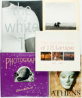 Books:Photography, [Photography]. Group of Five Books. Various publishers and dates.... (Total: 5 Items)