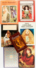Books:Art & Architecture, [Art]. Group of Seven Books about Pre-Raphaelite Art. Various publishers and dates.... (Total: 7 Items)