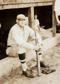 "Baseball Collectibles:Photos, 1932 ""Shoeless Joe"" Jackson Original News Photograph, PSA/DNA Type1...."