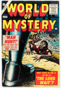 Golden Age (1938-1955):Horror, World of Mystery #1 (Atlas, 1956) Condition: Apparent VG....