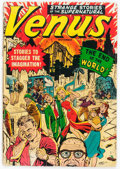 Golden Age (1938-1955):Science Fiction, Venus #11 (Timely, 1950) Condition: GD-....