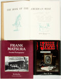 Books:Americana & American History, [American History]. Trio of Books. Various publishers and dates....(Total: 3 Items)