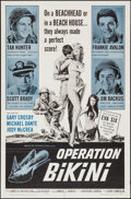 "Movie Posters:War, Operation Bikini & Other Lot (American International, 1963).One Sheets (2) (27"" X 41""). War.. ... (Total: 2 Items)"