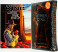 Books:Horror & Supernatural, Stephen King. Pair of LIMITED First Editions from The Dark TowerSeries. Includes: LIMITED. The Wind Through t... (Total: 2Items)