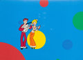 Animation Art:Production Cel, The Archie Show Archie Andrews and Betty Cooper ProductionCel Setup and Animation Drawings Group (Filmation, 1968)....(Total: 4 Original Art)