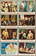 """Movie Posters:Sports, The Great American Pastime (MGM, 1956). Lobby Card Set of 8 (11"""" X 14""""). Sports.. ... (Total: 8 Items)"""