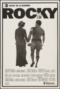 "Movie Posters:Academy Award Winners, Rocky (United Artists, 1977). Argentinean Poster (29"" X 43.25"").Academy Award Winners.. ..."
