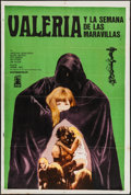"Movie Posters:Foreign, Valerie and Her Week of Wonders (Artkino, 1974). Argentinean Poster (29"" X 43""). Foreign.. ..."
