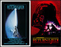 """Movie Posters:Science Fiction, Return of the Jedi & Others Lot (20th Century Fox, 1983).Commercial Posters (2) (22"""" X 34"""") 2 Styles, Television Posters(6... (Total: 25 Items)"""