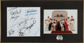 Miscellaneous Collectibles:General, 1990 Autopolis Japan Track Opening Signed Display....
