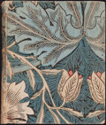 Books:Fine Bindings & Library Sets, William Morris. LIMITED. The Roots of the Mountains. London:Reeves and Turner, 1890. ...
