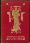 Books:Fine Press & Book Arts, William Morris. Jessie M. King, illustrator. The Defence ofGuenevere and Other Poems. London and New York: John...