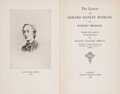 Books:Biography & Memoir, [Gerald Manley Hopkins]. Claude Colleer Abbott, editor. TheLetters of Gerard Manley Hopkins to Robert Bridges. [Tog...(Total: 3 Items)